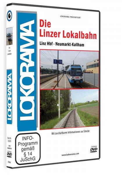 Linzer Lokalbahn | DVD