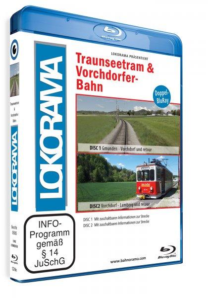 Traunseetram und Vorchdorferbahn | Blu-ray