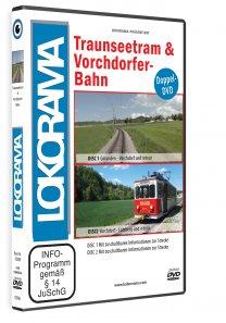 Traunseetram und Vorchdorferbahn | DVD