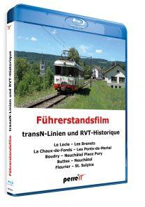 transN-Linien und RVT-Historique | Blu-ray