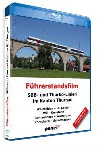 SBB- und Thurbo-Linien im Kanton Thurgau | Blu-ray