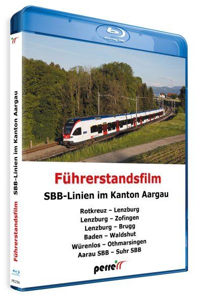 SBB-Linien im Kanton Aargau | Blu-ray