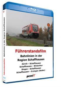 Bahnlinien in der Region Schaffhausen | Blu-ray