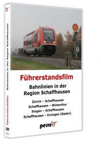 Bahnlinien in der Region Schaffhausen | DVD