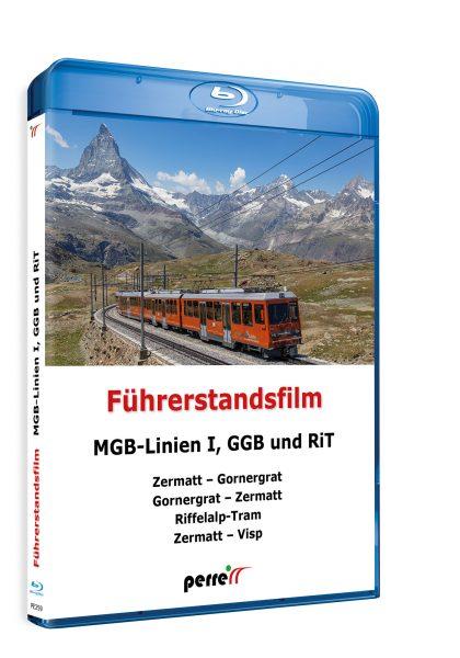MGB-Linien I, GGB und RiT | Blu-ray