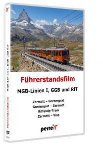 MGB-Linien I, GGB und RiT | DVD