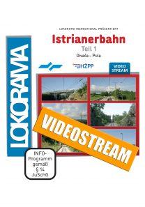 Istrianerbahn Teil1 Divača – Pula | Streamingvideo
