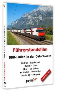 SBB Linien in der Ostschweiz | DVD