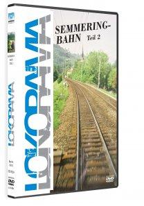 09112 Führerstandmitfahrt Semmering Teil2 208x297 - Semmeringbahn Teil 2 | DVD