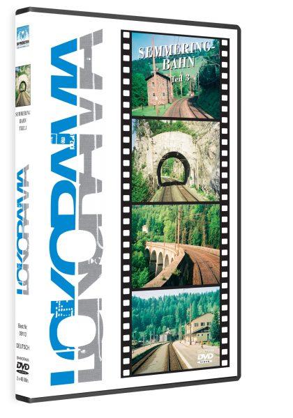 Semmeringbahn Teil 3 | DVD