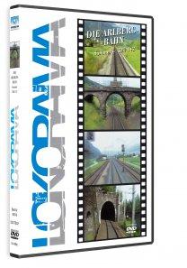 09318 Führerstandsmitfahrt Arlbergbahn Sommer 208x297 - Arlbergbahn Sommer Teil 1+2 | DVD