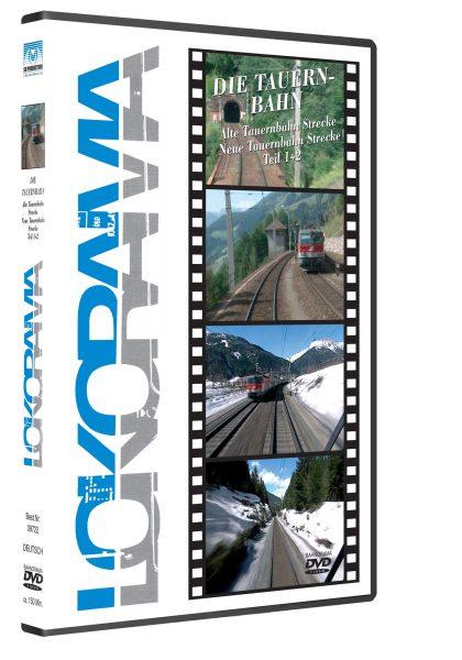 Tauernbahn Alte Strecke + Neue Strecke | DVD
