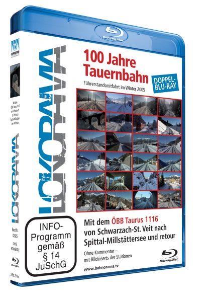 Tauernbahn Winter 2005 | Blu-ray