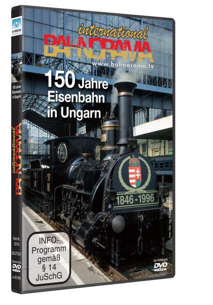 150 Jahre Eisenbahn in Ungarn | DVD