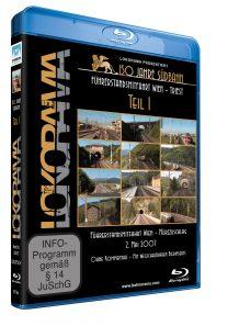 Südbahn Wien – Triest Teil 1 | Blu-ray