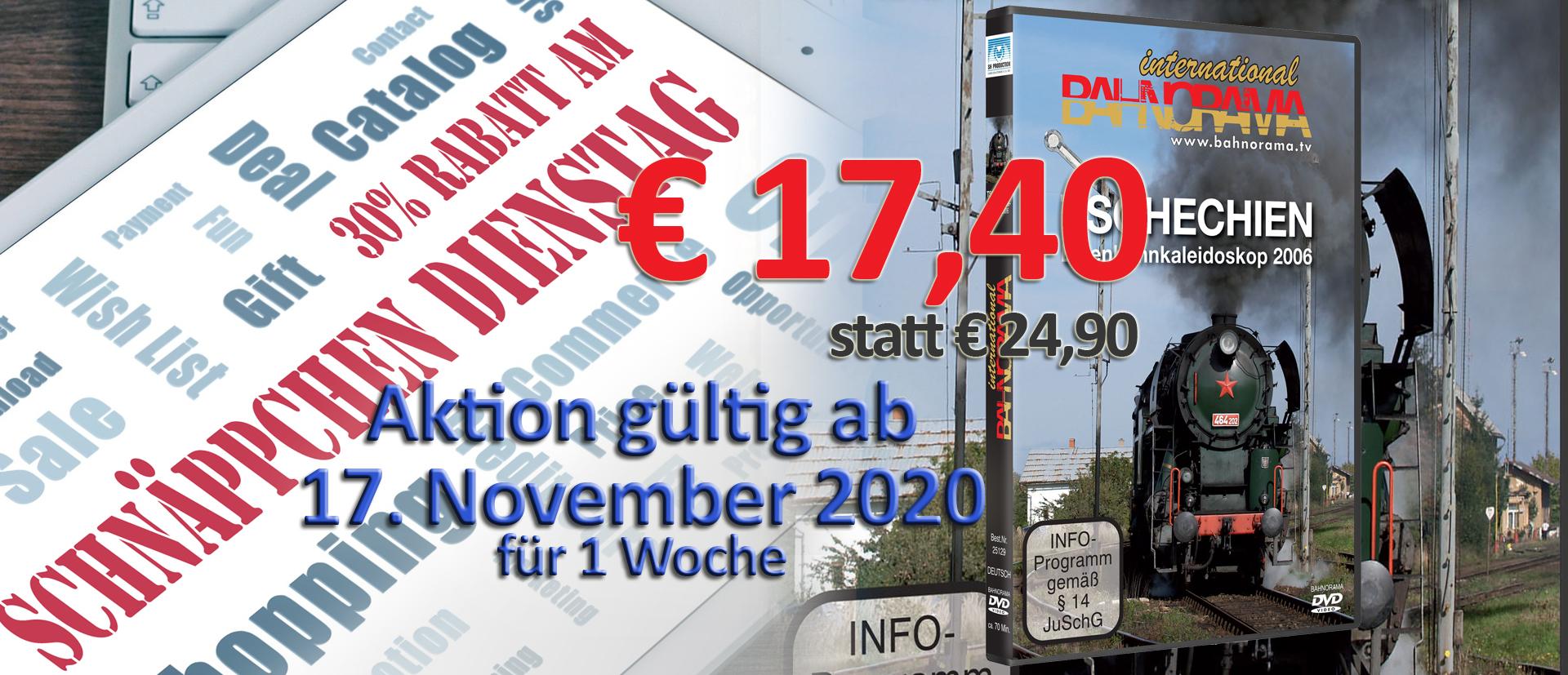 2020 11 17 _schnäppchen dienstag_Ennstalbahn