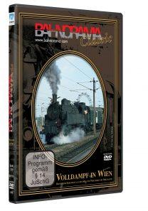 Volldampf in Wien | DVD