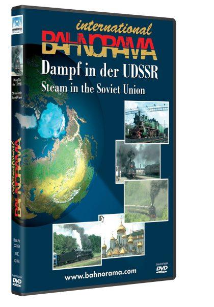 Dampf in der UDSSR | DVD