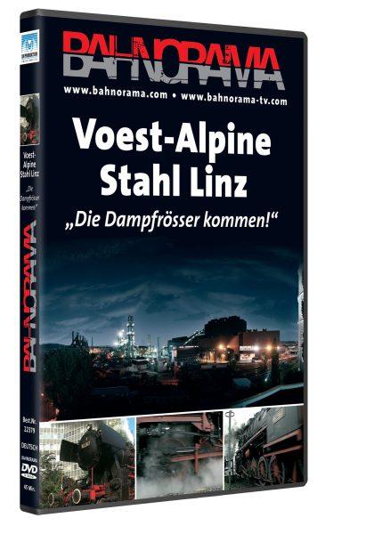 VOEST ALPINE Dampfrösser | DVD