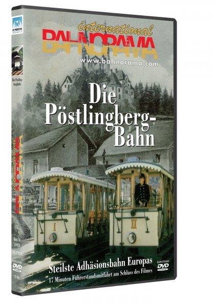 22459 3D ROT 420x600 - Pöstlingbergbahn | DVD