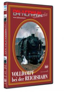 Volldampf bei der deutschen Reichsbahn | DVD