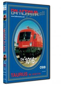 22659 Taurus 1016 3D ROT 208x297 - ÖBB Rh 1016/ 1116 Taurus Lokporträt | DVD