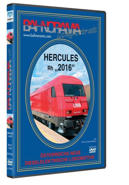 ÖBB Rh 2016 Hercules | DVD
