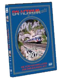 22789 4010Transalpin 3D ROT - ÖBB Rh 4010 Transalpin | DVD