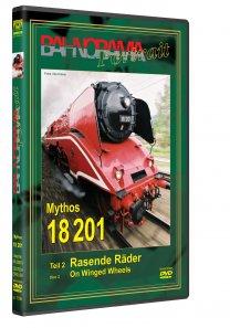 "DB Rh 18.201 Teil 2 ""Rasende Räder"" | DVD"