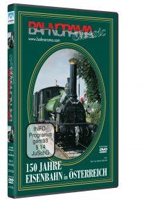 150 Jahre Eisenbahn in Österreich | DVD