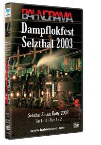 Dampflokfest Selzthal Tei 1+2 | DVD