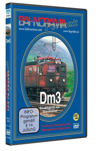 Dm3 – ELok Legende aus Skandinavien | DVD