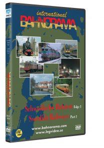 Schwedische Bahnen Teil 1 | DVD