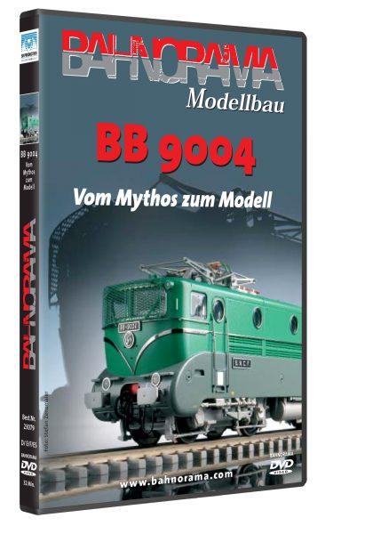 23079 BB 9004 rot 420x600 - BB 9004 - Vom Mythos zum Modell DVD