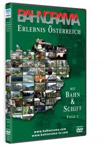 Erlebnis Österreich mit Bahn & Schiff Folge 1 | DVD