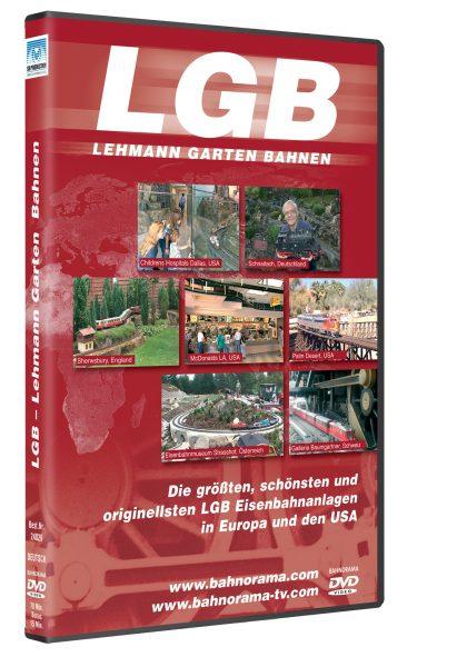 LGB – Lehmann Garten Bahnen in Europa und den USA | DVD