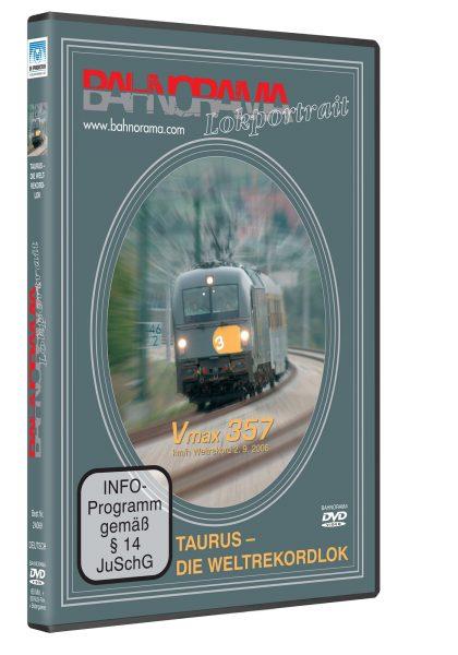 Taurus – Die Weltrekordlok | DVD
