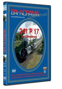 241_P_17 Dampflokporträt | DVD