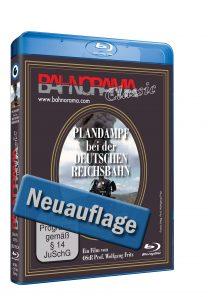 Plandampf bei der Reichsbahn | Blu-ray