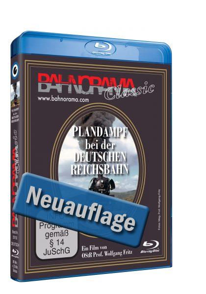 Plandampf bei der Deutschen Reichsbahn | Blu-ray