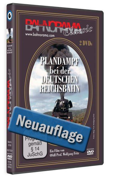 Plandampf bei der Deutschen Reichsbahn | DVD
