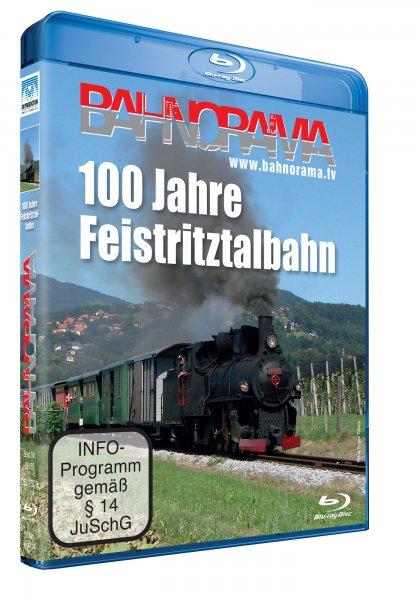 100 Jahre Feistritztalbahn | Blu-ray