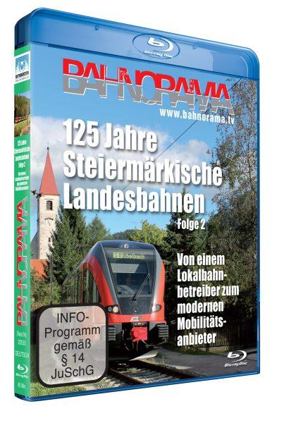 125 Jahre Steiermärkische Landesbahnen Folge 2 | Blu-ray