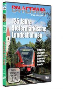 125 Jahre Steiermärkische Landesbahnen Folge 2 | DVD