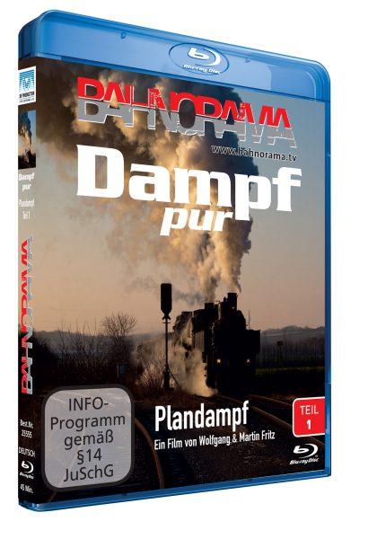 Dampf pur – Plandampf 1 | Blu-ray
