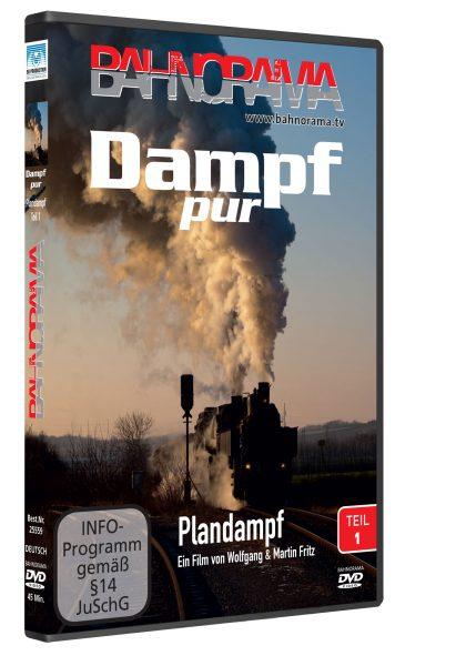 Dampf pur – Plandampf 1 | DVD