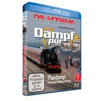 Dampf pur – Plandampf 2 | Blu-ray