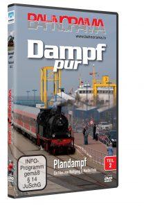 Dampf pur – Plandampf 2 | DVD