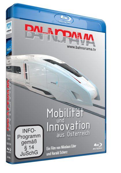 Mobilität und Innovation aus Österreich | Blu-ray