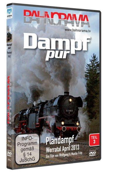 Dampf pur – Plandampf 3 | DVD